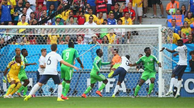 624501937f Copa  França bate a Nigéria e agora duela com Alemanha - Blog do ...