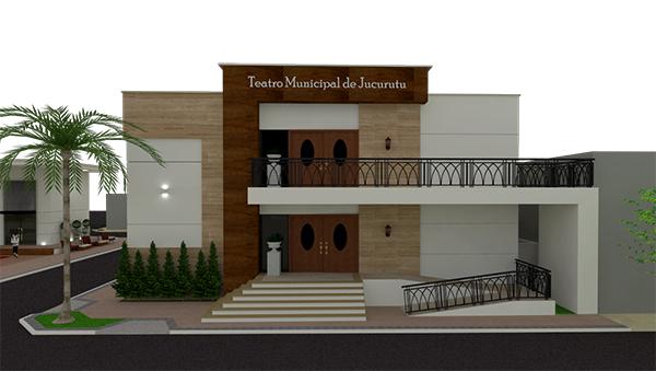 TEATRO MUNICIPAL DE JUCURUTU