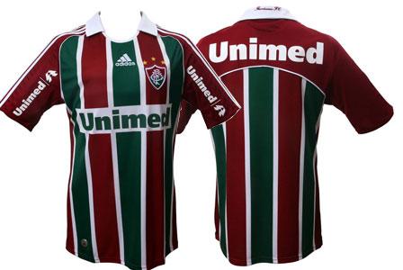 162e25962930b Fluminense e Unimed encerram parceria após 15 anos… - Blog do Danilo ...