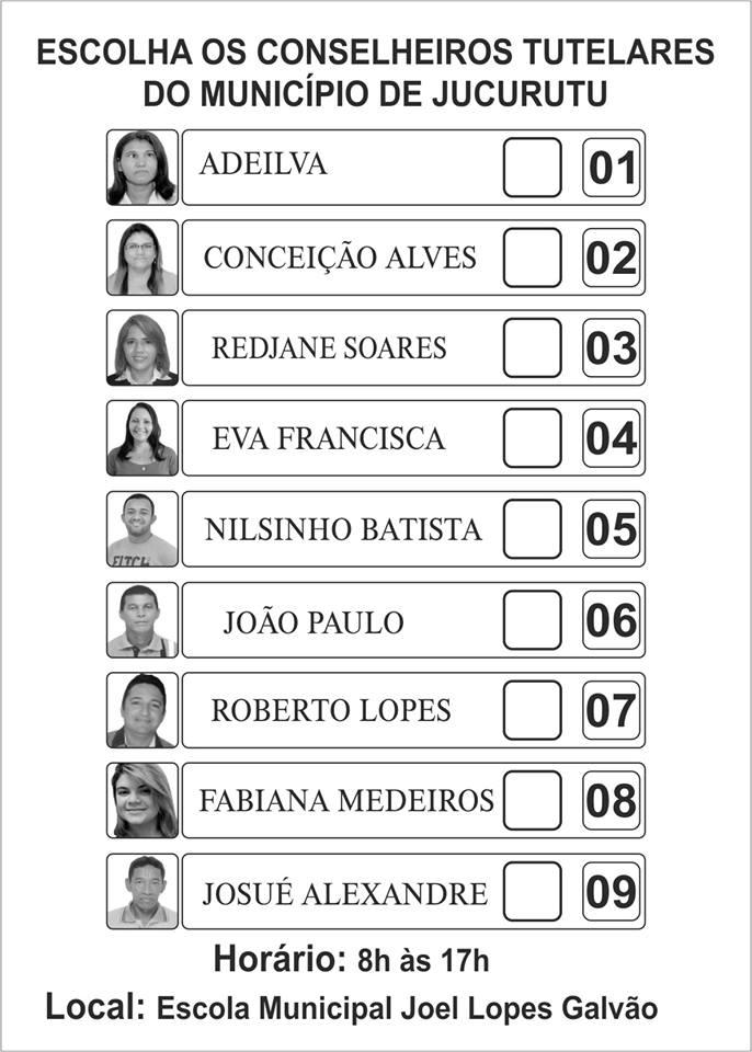 Eleição De Conselheiros Tutelares Acontece Dia 04 De Outubro