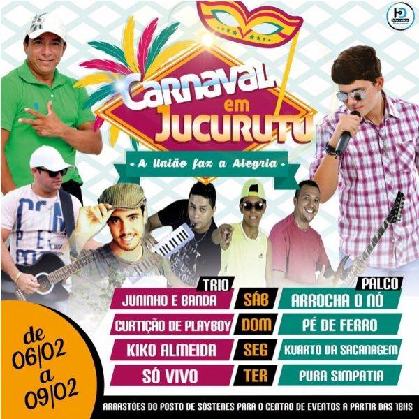 CARNAVAL DE JUCURUTU
