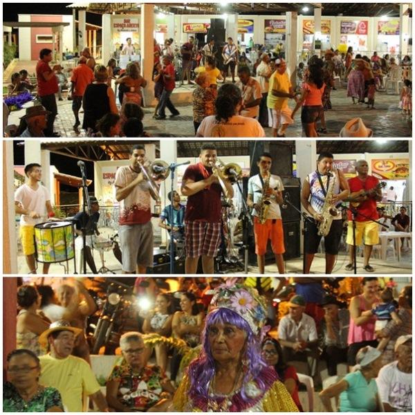 carnaval dos idosos